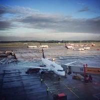 Das Foto wurde bei Hamburg Airport Helmut Schmidt (HAM) von Rolf B. am 6/27/2013 aufgenommen