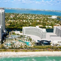 4/24/2014にFontainebleau Miami BeachがFontainebleau Miami Beachで撮った写真