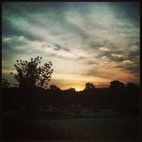 Foto tomada en Historic Fourth Ward Park por Jasmine R. el 5/10/2013