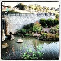 Foto tomada en Historic Fourth Ward Park por Jasmine R. el 9/24/2012