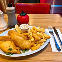 Foto tirada no(a) The Golden Union Fish Bar por akos em 6/9/2019