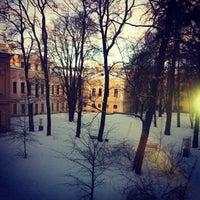 รูปภาพถ่ายที่ Anna Akhmatova Museum โดย Amina เมื่อ 1/24/2013