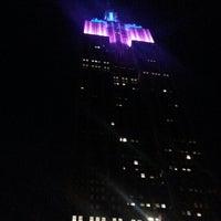 6/9/2013 tarihinde Jojo L.ziyaretçi tarafından VU Bar NYC'de çekilen fotoğraf