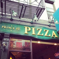 Das Foto wurde bei Prince St. Pizza von Justin K. am 9/22/2012 aufgenommen