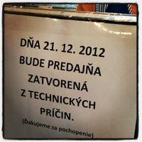 Foto scattata a Koloria da Sofia D. il 12/12/2012