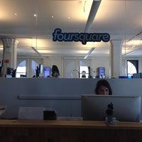 Das Foto wurde bei Foursquare HQ von Léna Le Rolland am 9/5/2013 aufgenommen