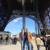Foto tirada no(a) Restaurant 58 Tour Eiffel por Jerry em 6/2/2013