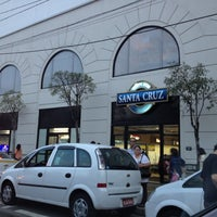 Das Foto wurde bei Shopping Metrô Santa Cruz von Hubert A. am 10/20/2012 aufgenommen