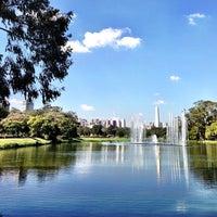 Photo prise au Parque Ibirapuera par Hubert A. le7/14/2013