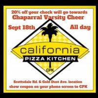 Tremendous California Pizza Kitchen Scottsdale Az Interior Design Ideas Clesiryabchikinfo