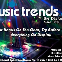 Music Trends the DJs toystore - Levittown, NY