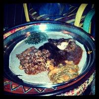3/21/2013에 Sotero M.님이 Ras Dashen Ethiopian Restaurant에서 찍은 사진