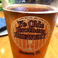 Снимок сделан в Ye Olde Brothers Brewery пользователем William B. 3/17/2018
