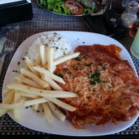 Снимок сделан в Eskina Bar e Restaurante пользователем Renato K. 9/28/2012