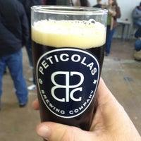 Das Foto wurde bei Peticolas Brewing Company von Red Flying Horse am 12/30/2012 aufgenommen