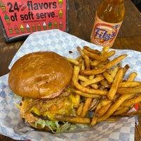 Photo taken at Rocket Burger by Michael J. on 1/16/2020