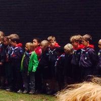 9/19/2015에 Jo G.님이 Scouts 204ᵉ FOS De Tortels에서 찍은 사진