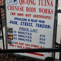 Sang Yuan Body Works - Yorkville - New York, NY