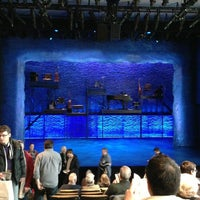 Снимок сделан в 2econd Stage Theatre пользователем Ian K. 3/24/2013