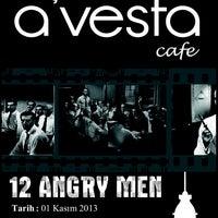 Photo prise au A'vesta Sanat Cafe par Peter le10/29/2013