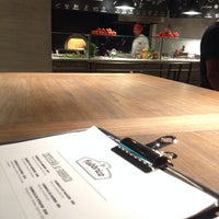 Foto tirada no(a) La Fabbrica -Pizza Bar- por Fany P. em 2/12/2014