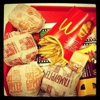 Foto scattata a McDonald's da Валентин К. il 12/19/2012