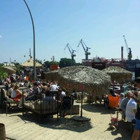 Das Foto wurde bei StrandPauli von Miss D am 6/8/2013 aufgenommen
