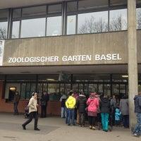 Снимок сделан в Zoo Basel пользователем Dimitris 3/24/2013