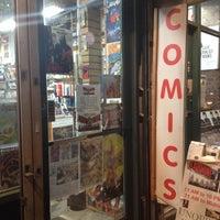 Photo prise au Carmine Street Comics par Calton B. le1/3/2015