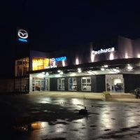 Foto tomada en Mazda Pasion Pachuca por Jose el 9/12/2014