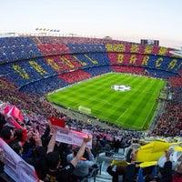 Foto tomada en Camp Nou por Hüseyin el 10/19/2013