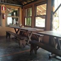 2/16/2013 tarihinde Christiane T.ziyaretçi tarafından Nutreal - Hipismo, Hipoterapia e Restaurante'de çekilen fotoğraf