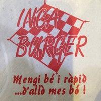 รูปภาพถ่ายที่ Inka Burg BCN โดย David D. เมื่อ 12/7/2012