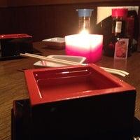 Foto tirada no(a) Mirai Japanese Cuisine por Vivian R. em 6/12/2012