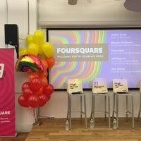 Das Foto wurde bei Foursquare HQ von Dens am 6/21/2017 aufgenommen