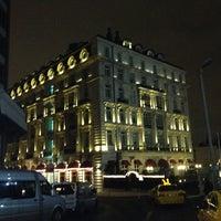 Foto diambil di Pera Palace Hotel Jumeirah oleh Planet pada 3/24/2013