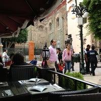 7/8/2013 tarihinde Elba L.ziyaretçi tarafından Casa Valadez Anfitrión & Gourmet'de çekilen fotoğraf