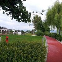 10/7/2012 tarihinde Sami C.ziyaretçi tarafından Aqua Restaurant'de çekilen fotoğraf