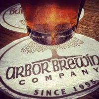 4/4/2013にMansi S.がArbor Brewing Companyで撮った写真