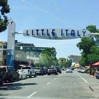 6/15/2014 tarihinde G Q.ziyaretçi tarafından Little Italy'de çekilen fotoğraf