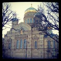 Снимок сделан в Успенское подворье монастыря Оптина пустынь пользователем Mari V. 5/2/2013