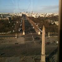 Das Foto wurde bei Place de la Concorde von Luda am 12/30/2012 aufgenommen