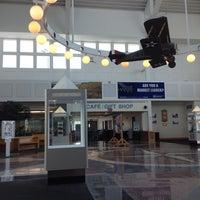 Снимок сделан в Ithaca Tompkins Regional Airport (ITH) пользователем Joe 9/17/2012