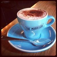 Foto tirada no(a) The Morrison Bar & Oyster Room por The Morrison Bar & Oyster Room em 8/12/2013