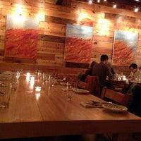 Foto scattata a Braise Restaurant & Culinary School da Miranda S. il 3/29/2014
