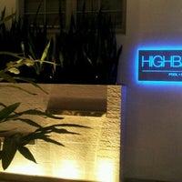 11/4/2012에 Cecília A.님이 Highbar - Pool·Bar·Sky에서 찍은 사진