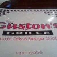 Снимок сделан в Guston's Grille - Kennesaw пользователем Andi E. 9/28/2012