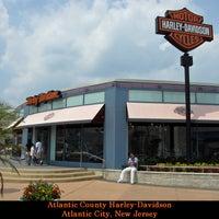 Atlantic County Harley Davidson Shop Now Closed Atlantic City Nj