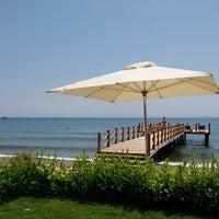 รูปภาพถ่ายที่ Assos Ida Costa Hotel โดย Mihriban เมื่อ 7/6/2013