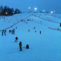 2/17/2013 tarihinde Vlad I.ziyaretçi tarafından Охта Парк'de çekilen fotoğraf